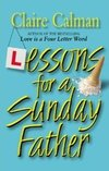 Lessons For A Sunday Father by Claire Calman - Book Review